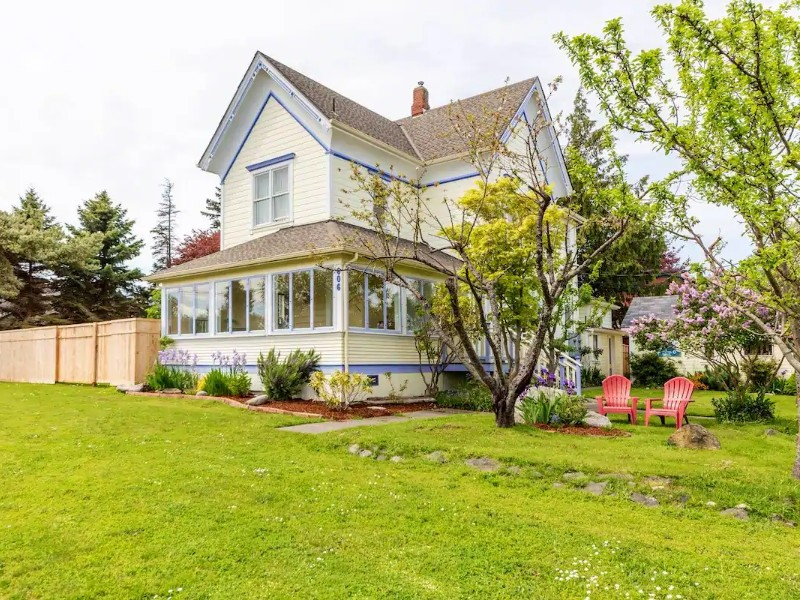 Victorian in the Heart of Port Townsend