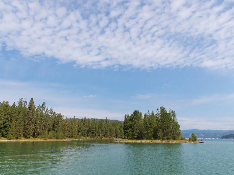 Lake Roosevelt, Washington