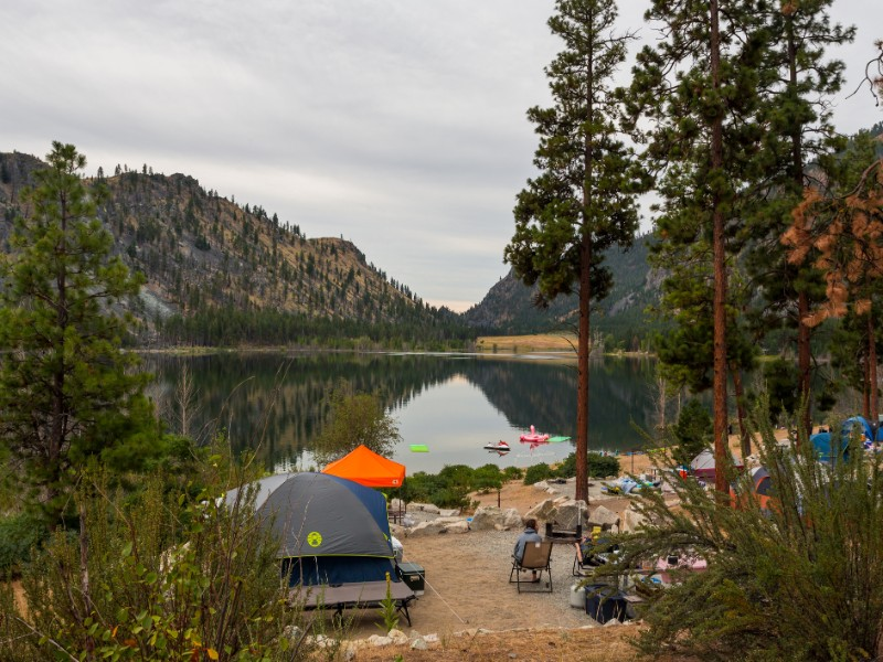 Alta Lake State Park, Washington