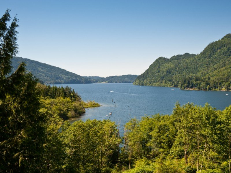 Lake Whatcom, Washington