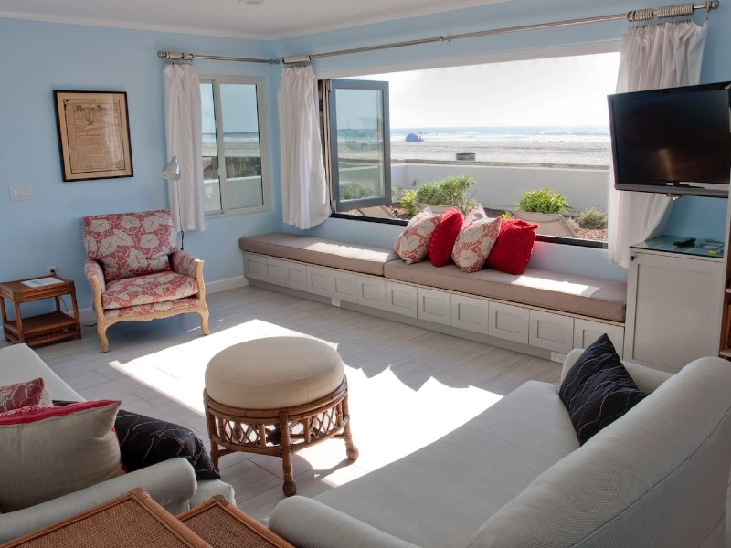 South Mission Oceanfront Paradise