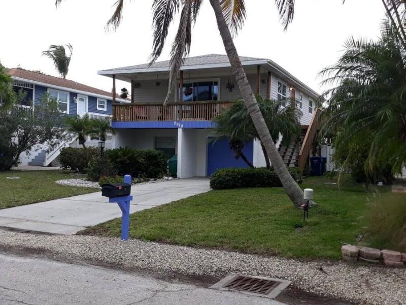 View of 2b/2b beach home on Anna Maria Island