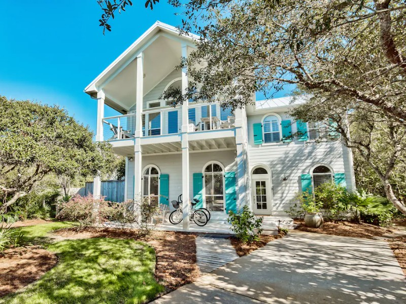 4-Bedroom Home with Private Pool & Beach – Panama City Beach