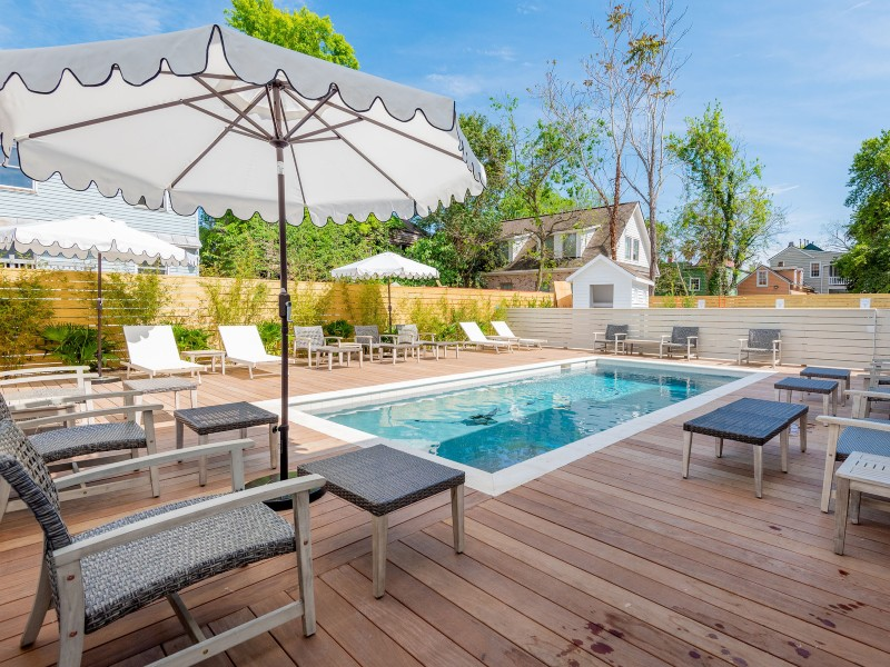 Boutique Hotel Home with Pool 'The Cove'