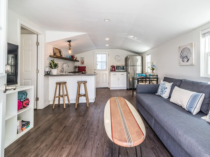A+ 2 queen beds! Steps to Bay&Beach! New remodel