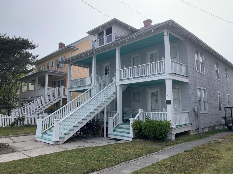 Exterior of Apartment with Old Ocean City Charm