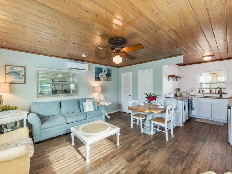 Inside of Bay Breeze Cottages #2