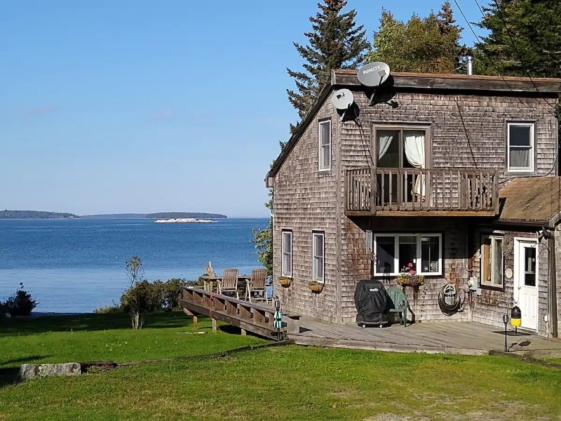 Water view - Cottage by the Sea
