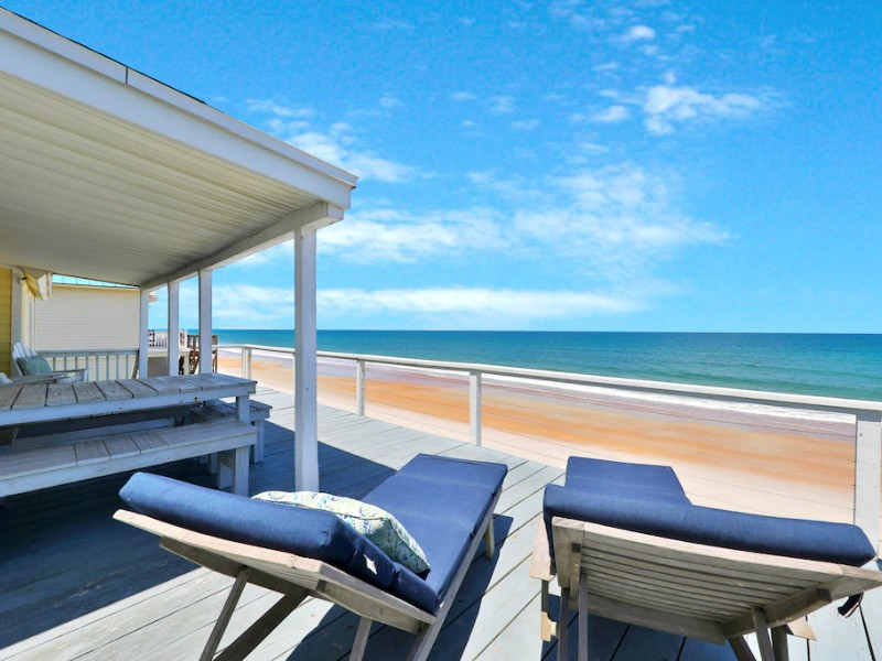Direct Oceanfront with Private Beach – Ponte Vedra Beach