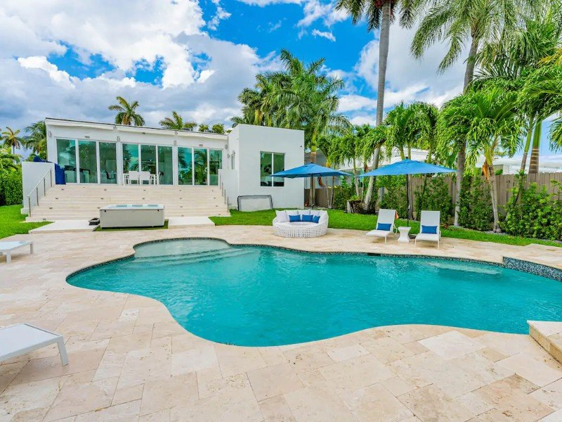 Exclusive Private Retreat in Miami