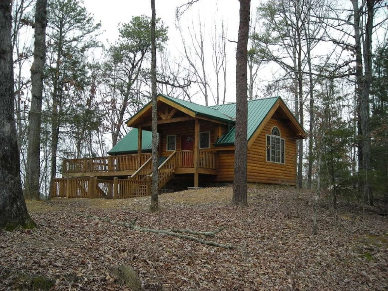 Hilltop Heaven - 9 Acres of Wooded Seclusion