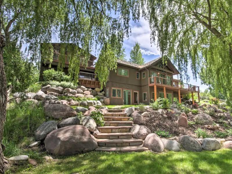 Luxury Home Private Hot Tub & Views