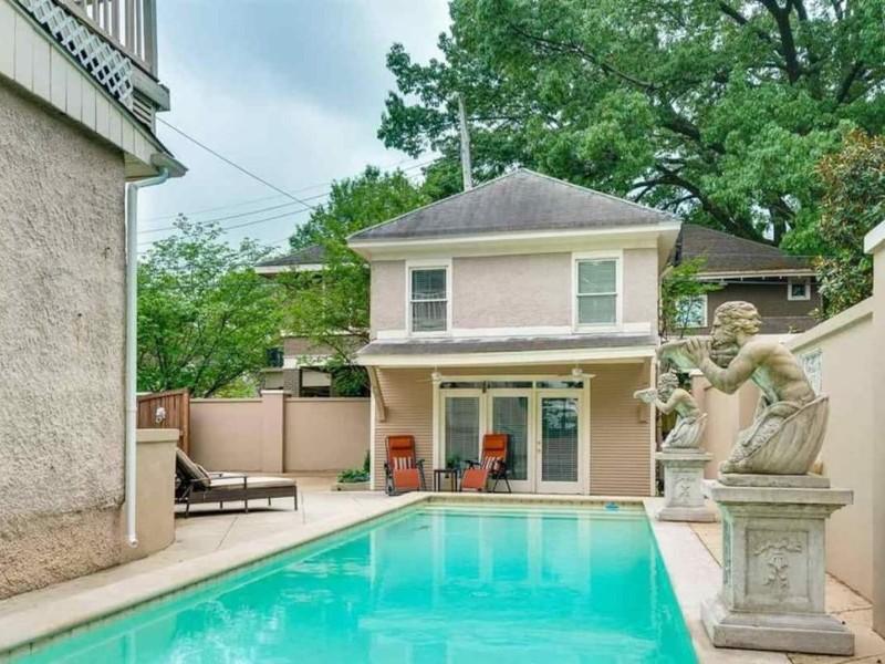Midtown Pool House