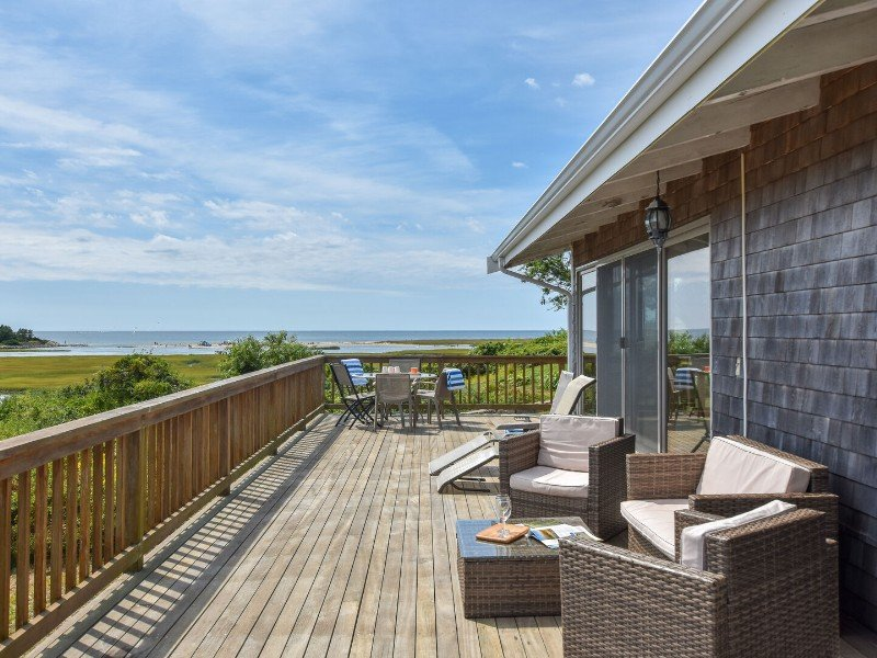 Nantucket Sound Views & Wrap-Around Deck