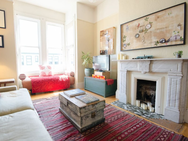 Perfectly Located Castro Apartment, San Francisco
