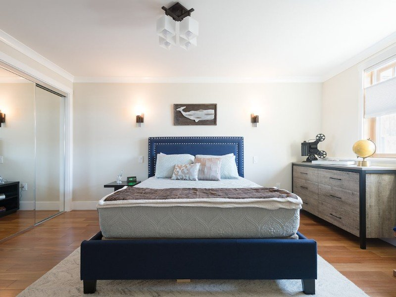 Private, Remodeled Home Near Golden Gate Park