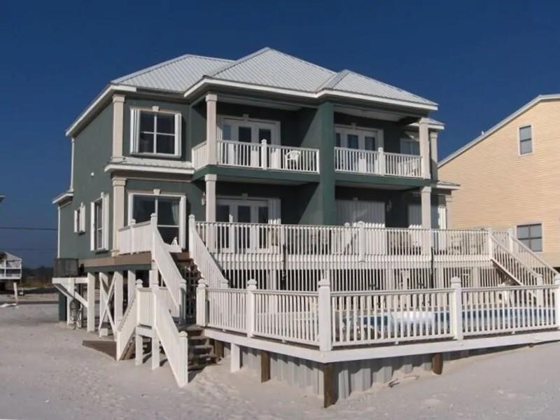 Beach House - 6 BR - Pool