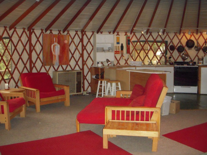Adventurous and Comfortable Glamping