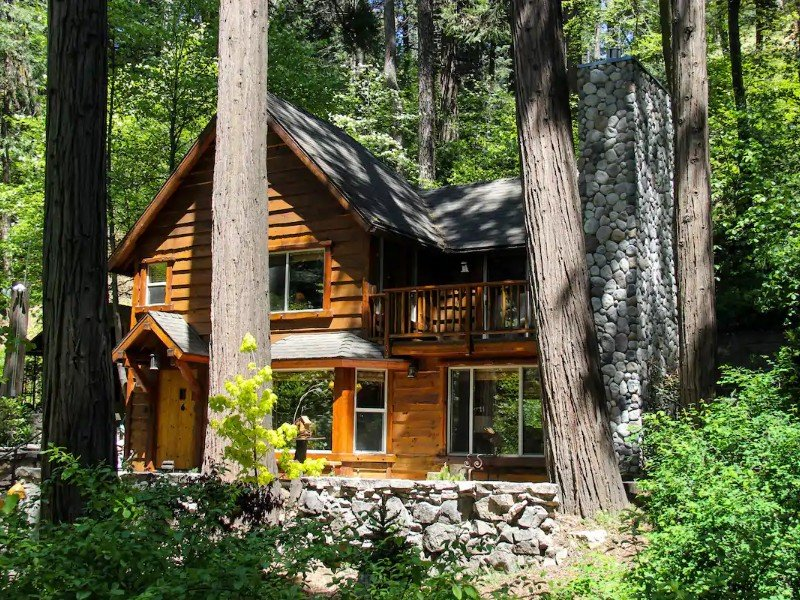 Burnt Mill Canyon Cottage