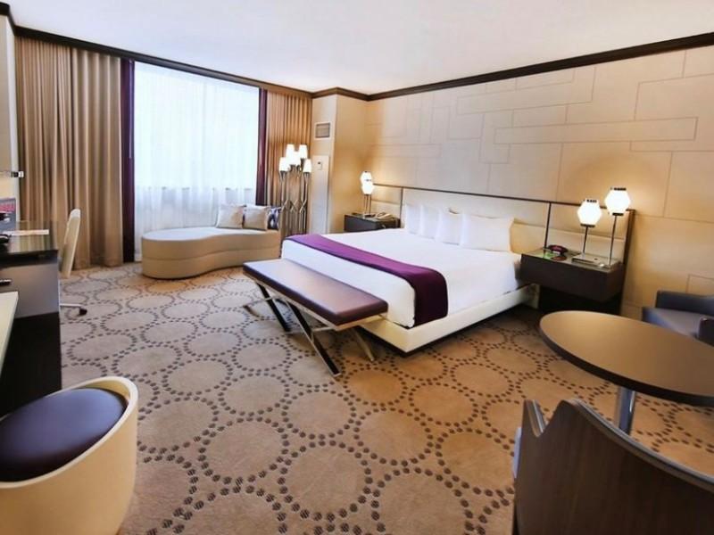Guest Room at Harrah's Resort Atlantic City