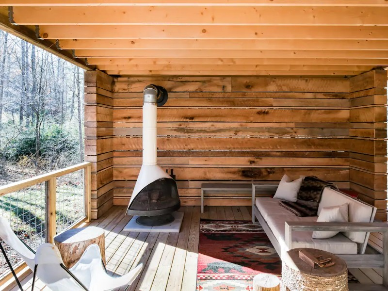 Upscale Cozy Cabin with Hot Tub, Uber Downtown - Asheville, North Carolina