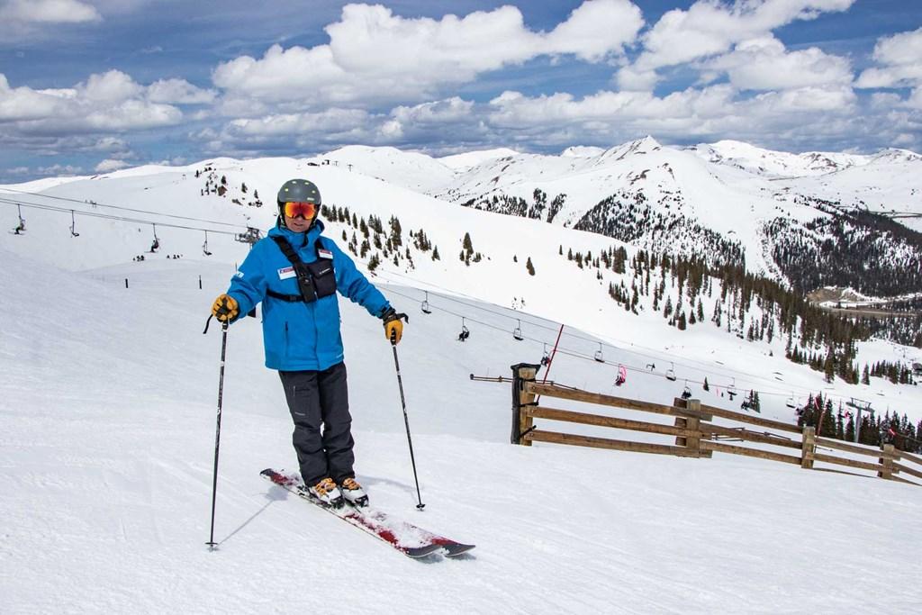 Arapahoe Basin Ski Area - Colorado