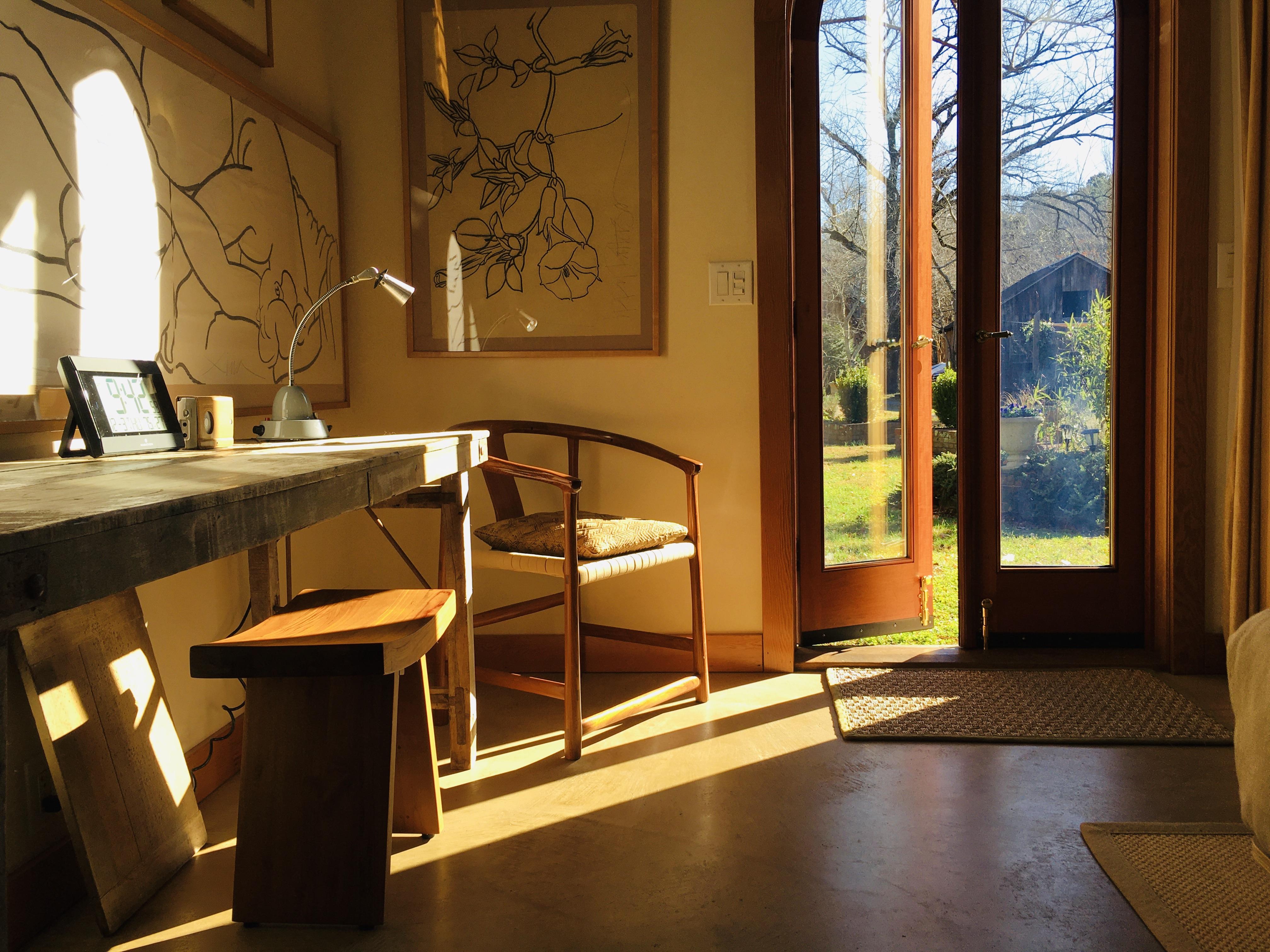Artist's Studio Cabin