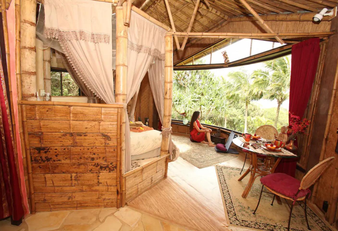 Bamboo Temple Cabin