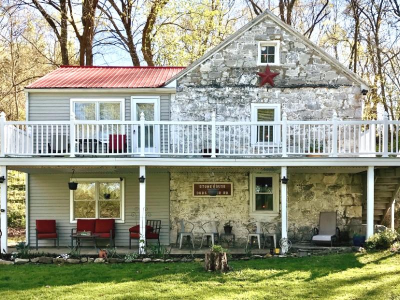 Beautiful 1815 Stone House