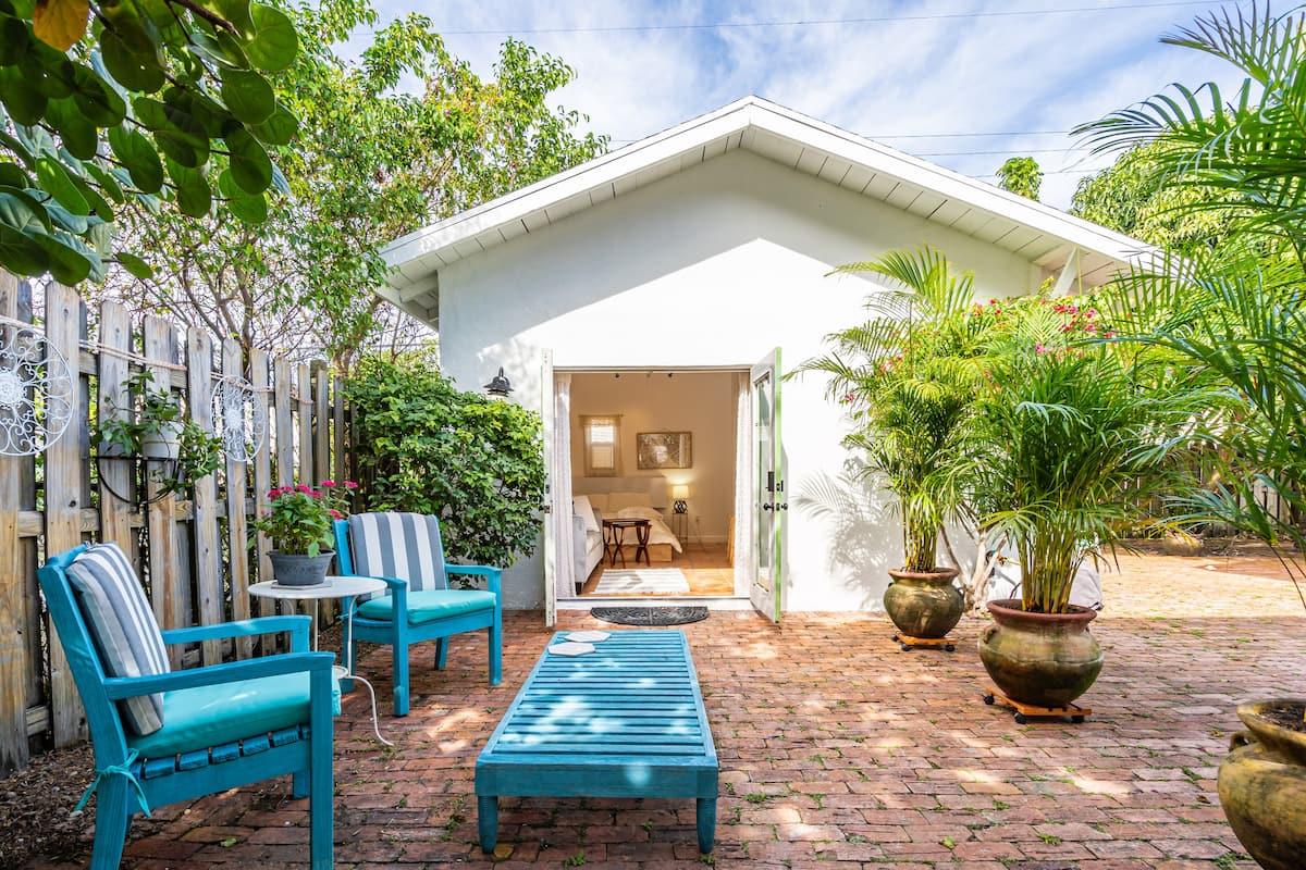 BoHo Tropical Oasis in Miami's Little Havana