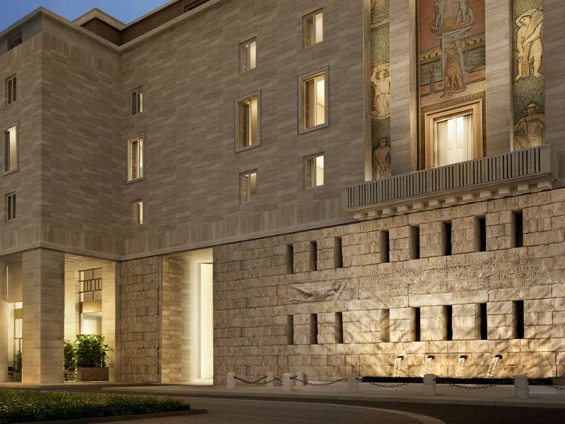 Bvlgari Roma Hotel - Rome, Italy