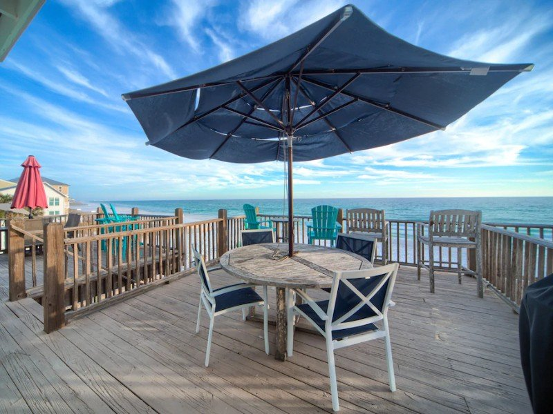 Direct Gulf Front, Right in the Middle of 30A - Seagrove Beach, Santa Rosa Beach