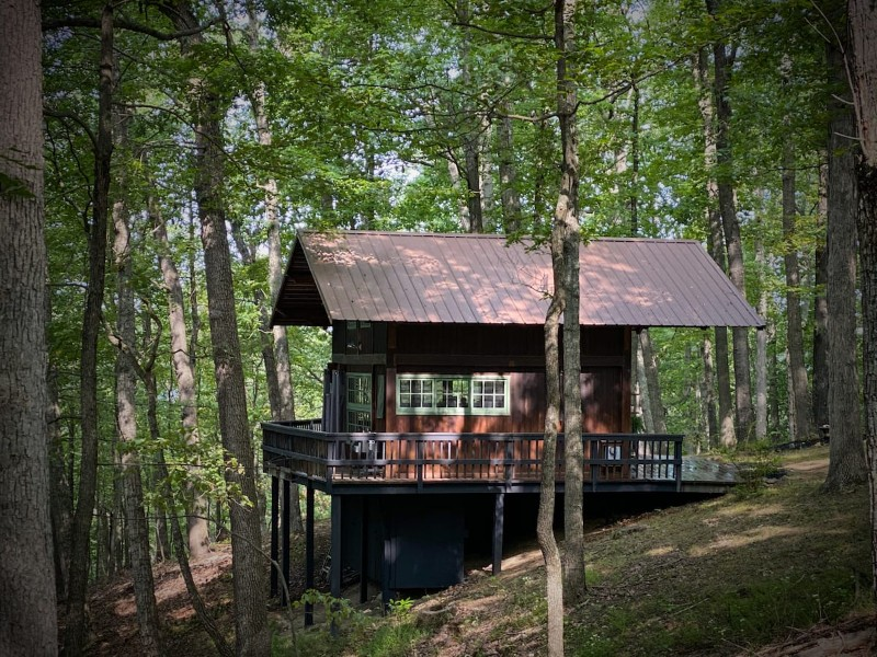 Easygoing Cabin - Paw Paw