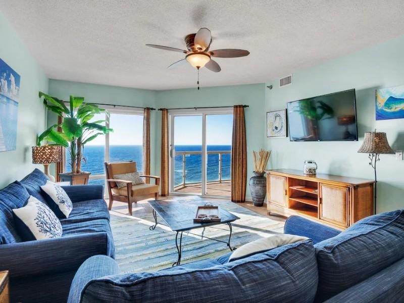 Gulf Front Emerald Isle Condo - Pensacola Beach