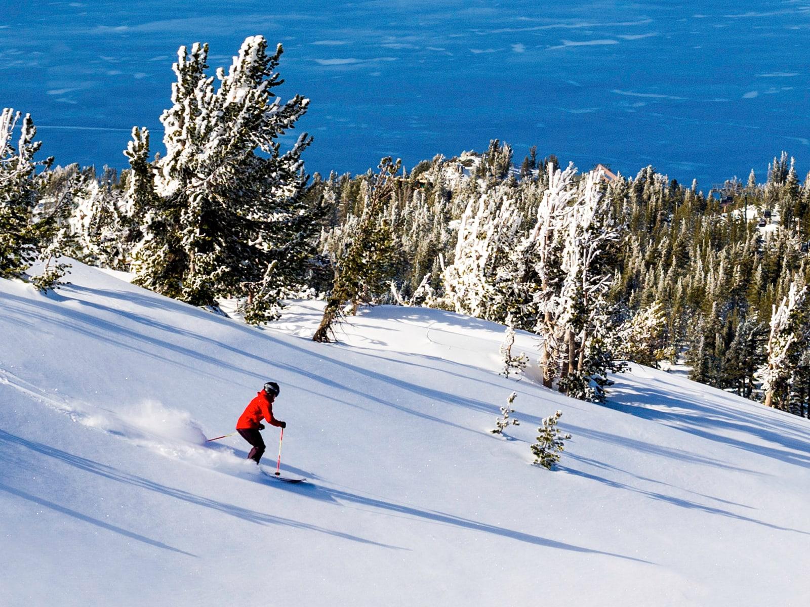 Heavenly Mountain Resort - California