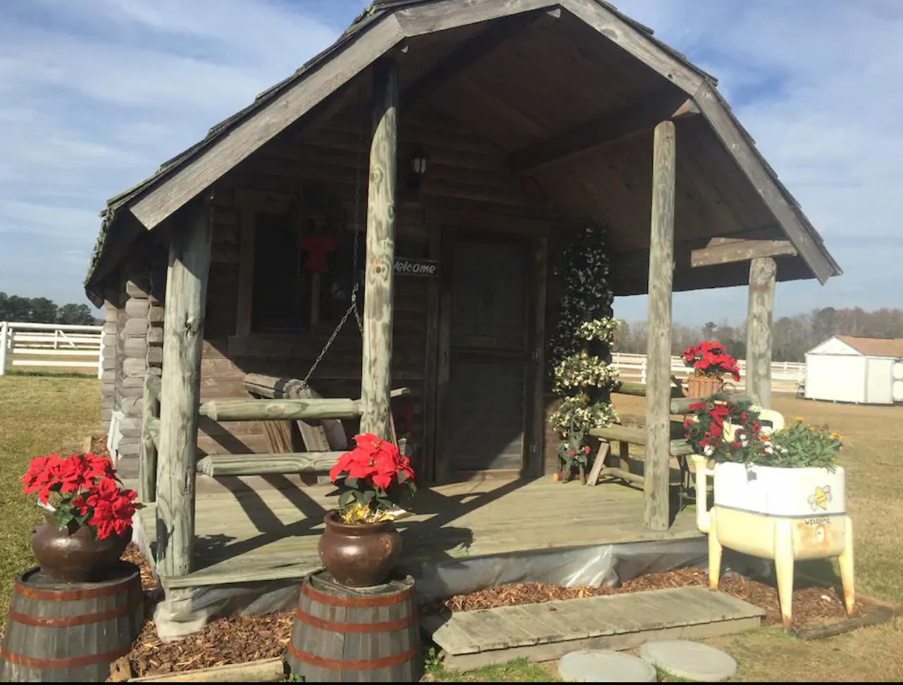 Horse Farm Cabin