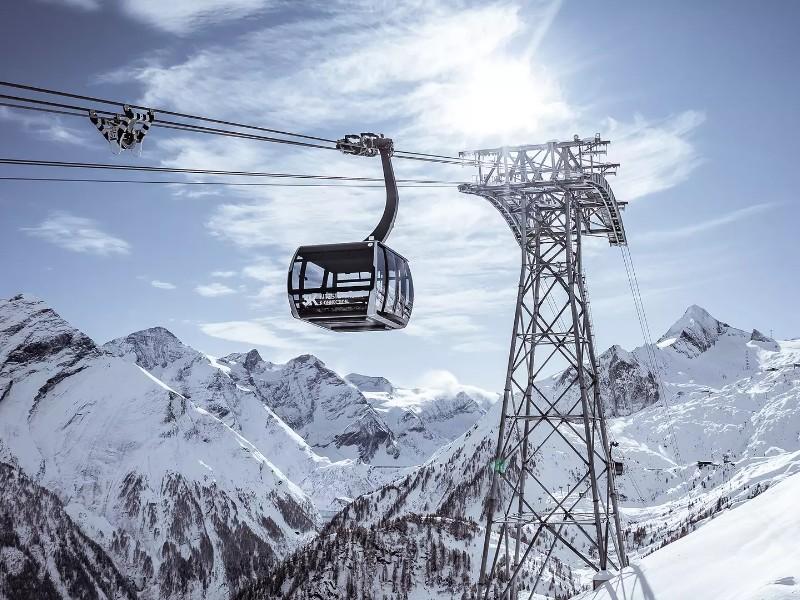 Kitzsteinhorn Glacier Ski Resort
