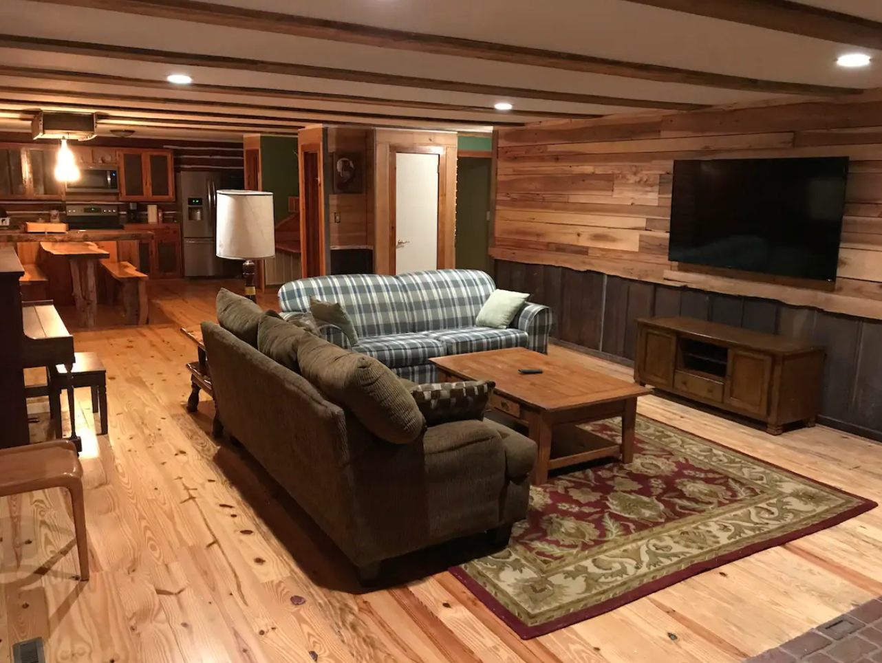 Log Cabin in the City with Brewery Tour