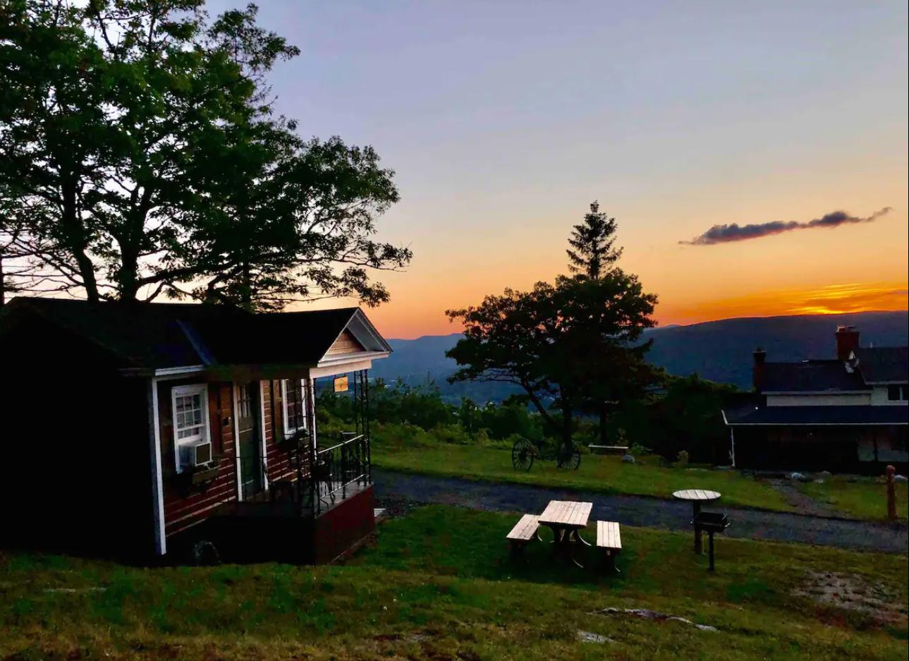The Mohawk Cabin