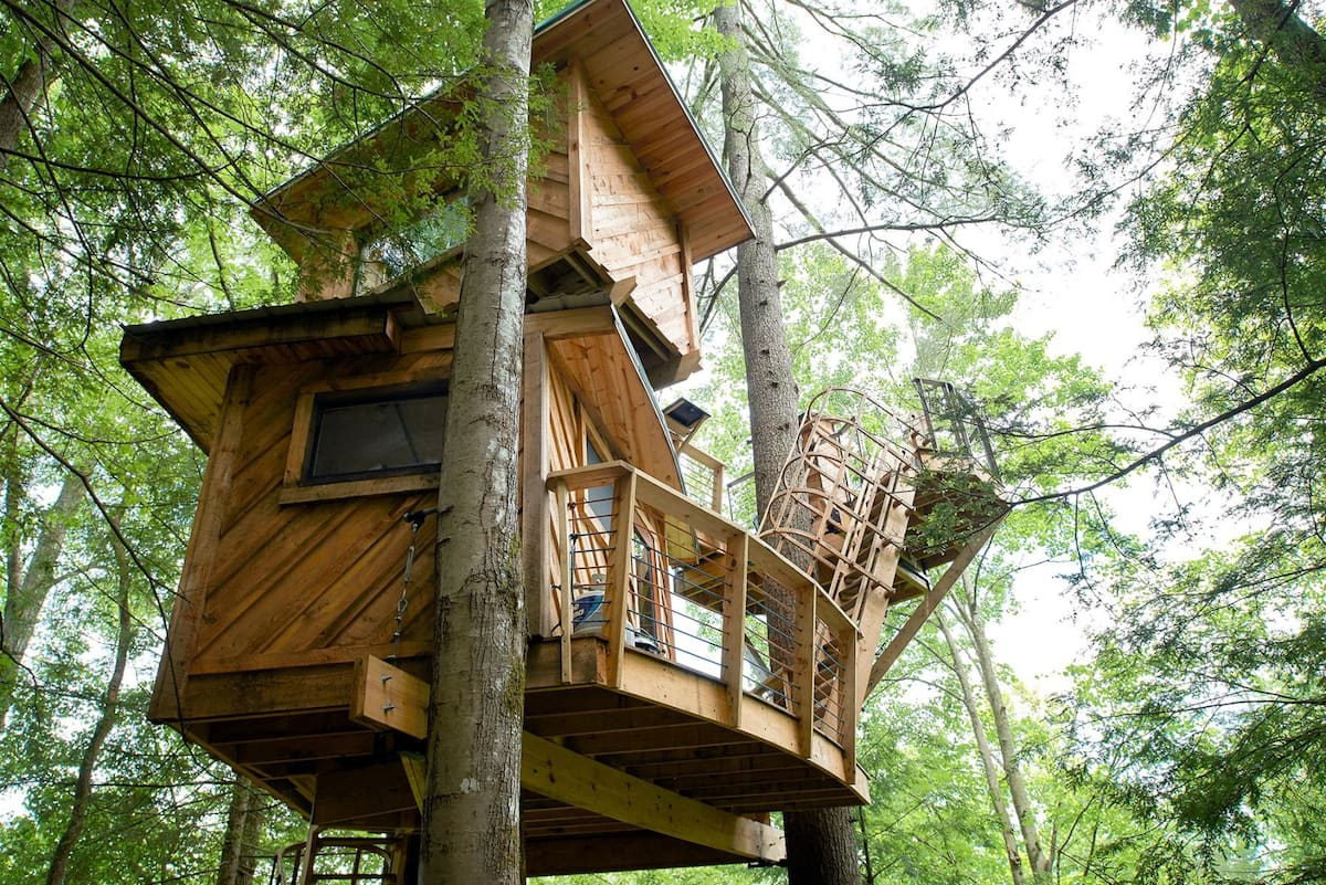 Observatory Treehouse