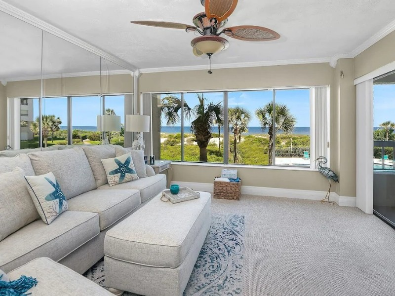 Oceanfront Condo with Spectacular Ocean Views - Fernandina Beach