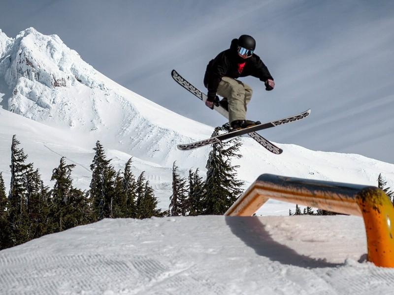 Timberline Lodge - Oregon