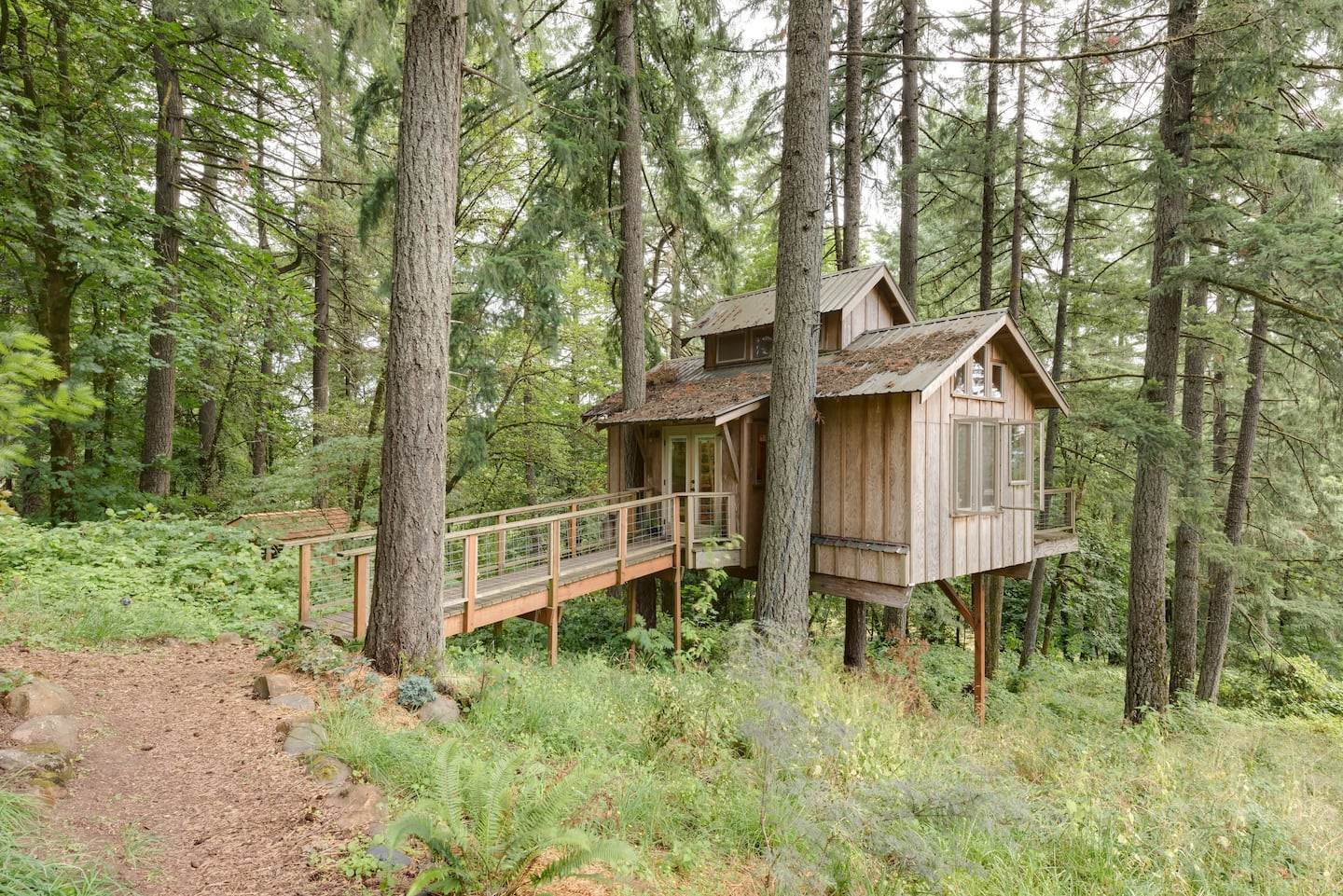 Wine Country Treehouse - Newberg