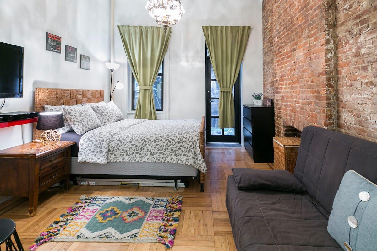 Charming NYC Studio Loft near Soho & NYU