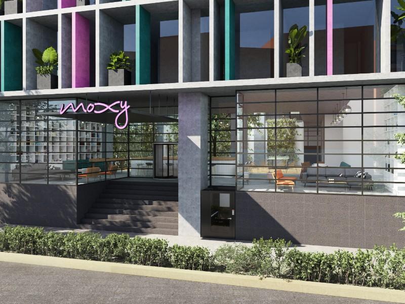 Moxy Mexico City
