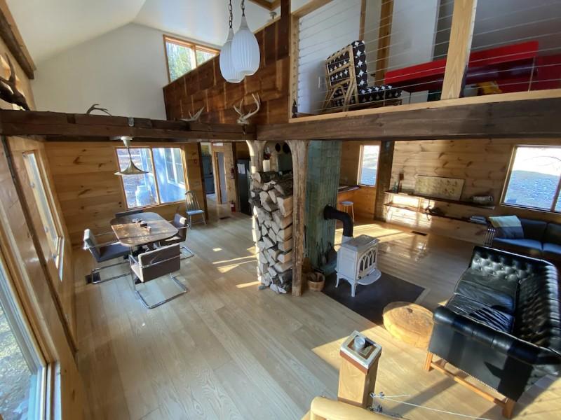 Elegant Wilderness Cabin
