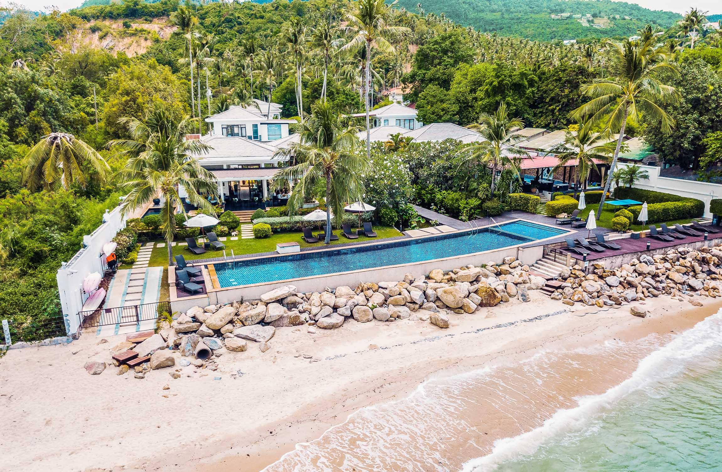 Lotus Beach Villa - Koh Samui, Thailand