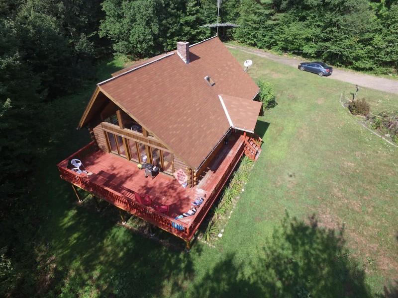 SFA Lodge Log Cabin