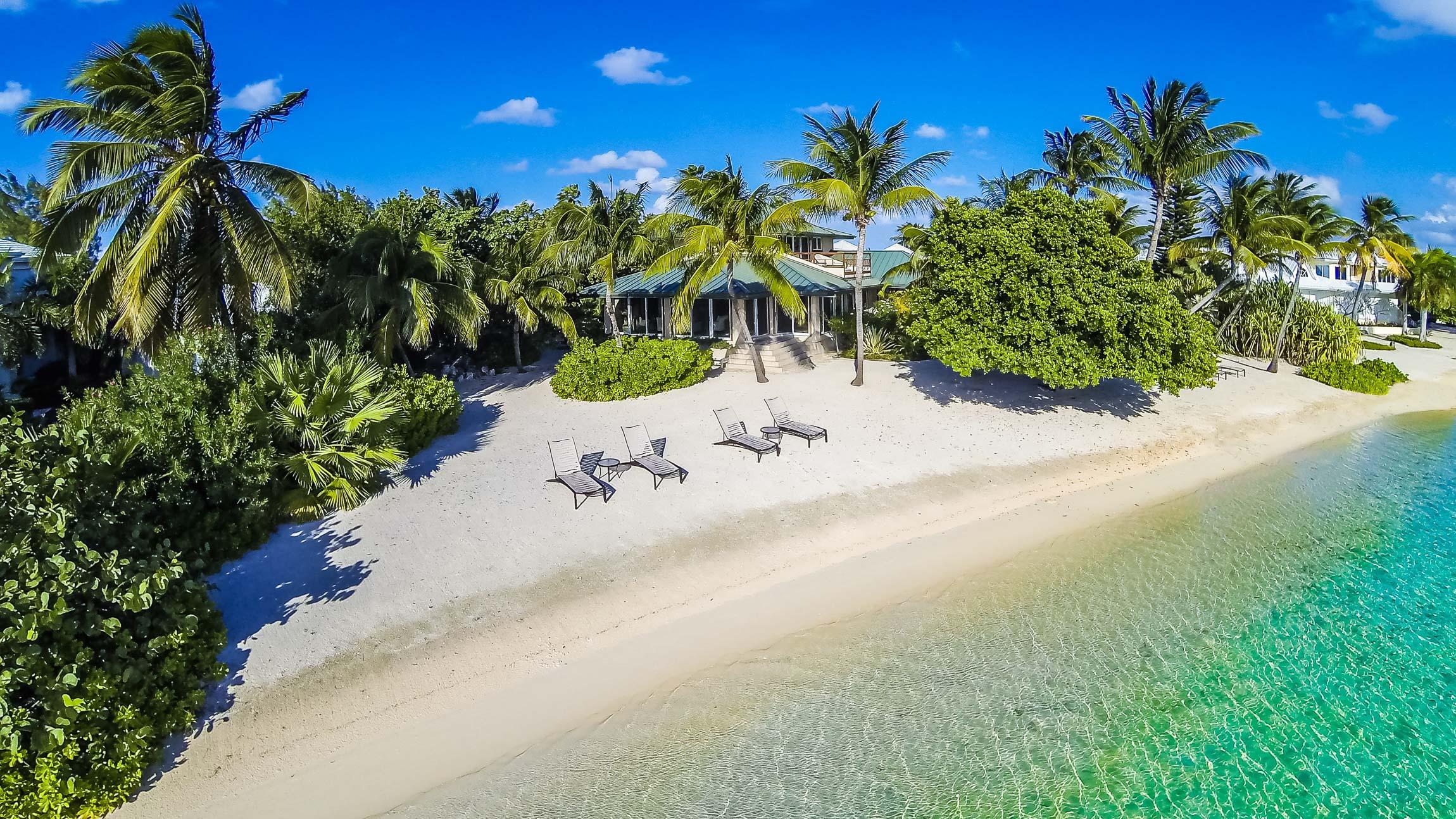 Tarasand - Rum Point, North Side, Cayman Islands