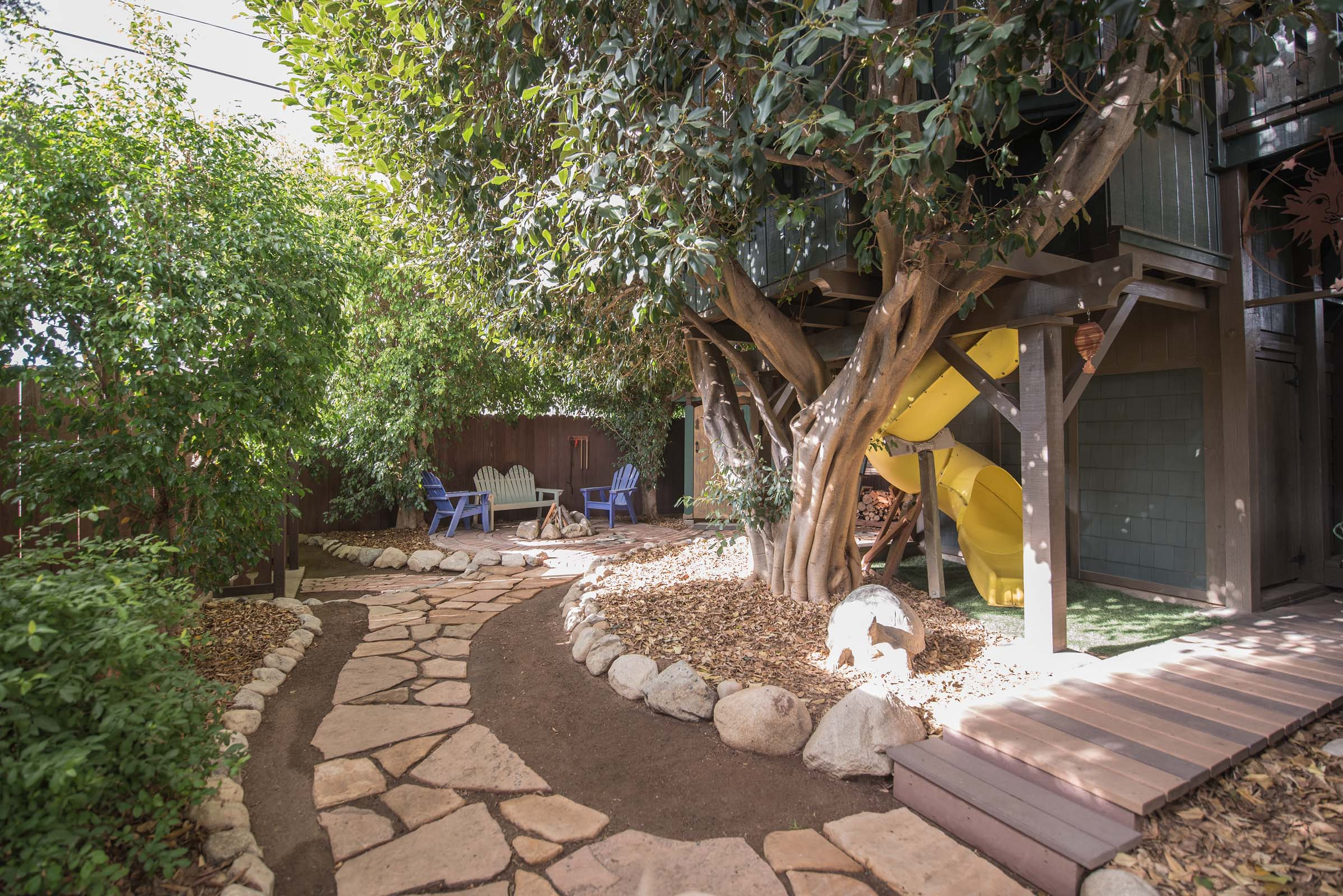 Treehouse Adventure - Brea
